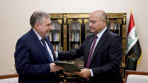 En Irak, Mohammed Allawi nommé Premier ministre par le président
