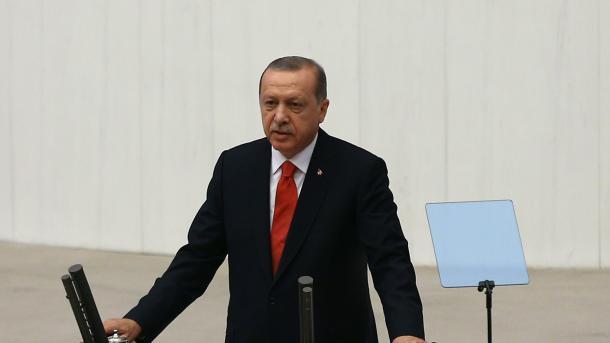 Klare Ansage Erdogan: