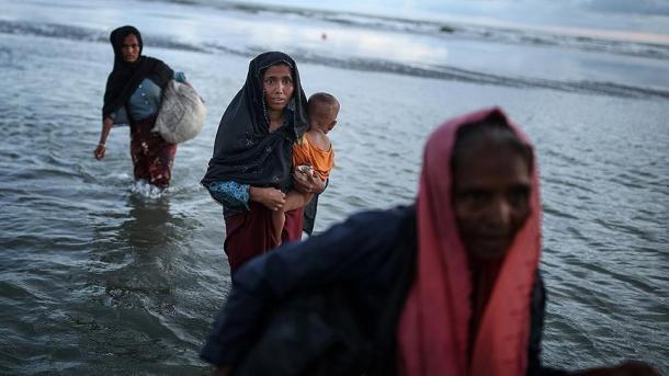 Les Etats-Unis appellent à la fin des violences — Birmanie