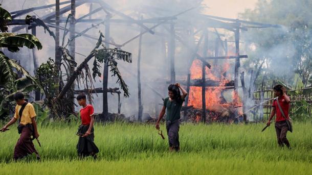 59b260a91b49f - ROHINGYA, 'the world's most persecuted minority' - World Daily News