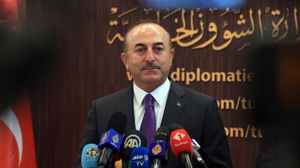 Çavusoglu: Netanjahu dhe PKK janë njësoj, vrasës foshnjash | TRT  Shqip