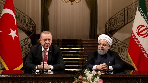Iran – Erdogan: Referendumi i KRG-së i jashtëligjshëm, vendosur në tavolinë me Mossad-in | TRT  Shqip