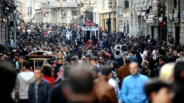 Broj stanovnika u Turskoj 2017. povećan skoro za milion i premašio 80 miliona