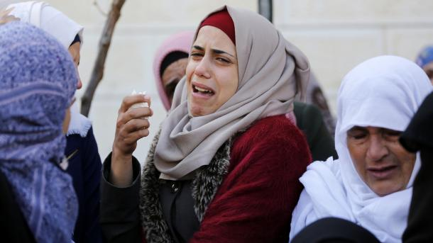Quatre Palestiniens tués — Jérusalem capitale
