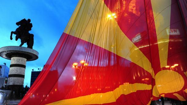 Maqedonia e përkushtuar për marrëdhënie të mira me Serbinë | TRT  Shqip