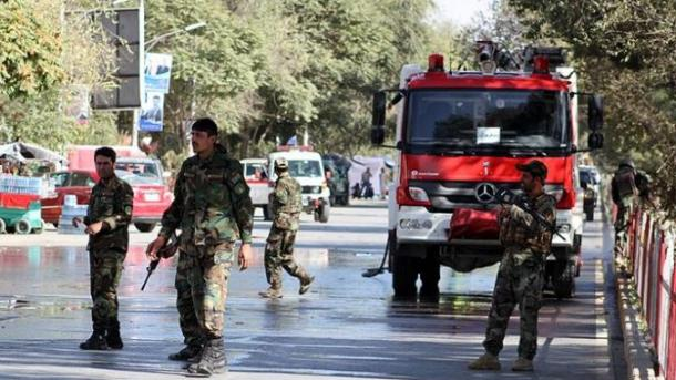 Atentado suicida contra hospital de Afganistán deja 20 muertos