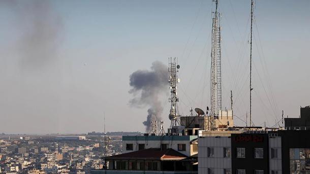 Изсектора Газа поИзраилю запущено три ракеты