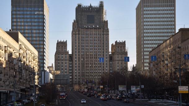 МИД прокомментировал публикациюWP одавлении наее корреспондента в Российской Федерации