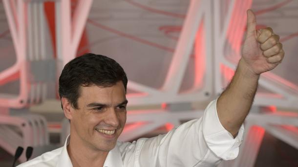 Sánchez inicia su primera gira por América Latina