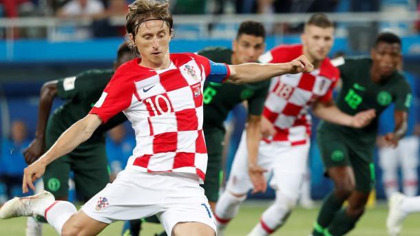 克罗地亚2比0击败尼日利亚 | 三昻体育官网