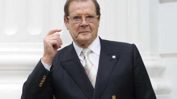 James Bond Darsteller Roger Moore Ist Tot Trt Deutsch