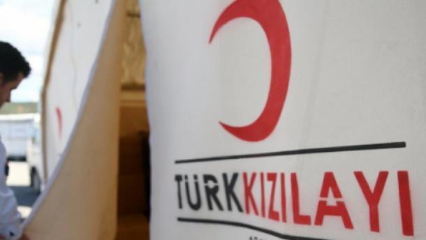 Gjysmëhëna e Kuqe Turke dërgoi 225 pako ushqimore në Jemen | TRT  Shqip