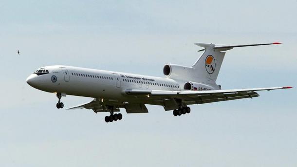 ロシア・Tu-154墜落】 エルドア...