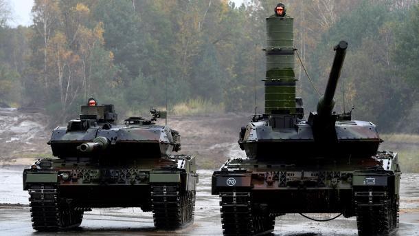 Gjermania do t'i shesë armë Arabisë Saudite   TRT  Shqip
