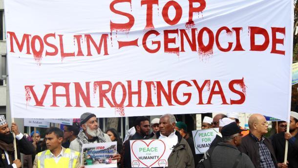 U Holandiji demonstracije protiv nasilja nad muslimanima iz Arakana