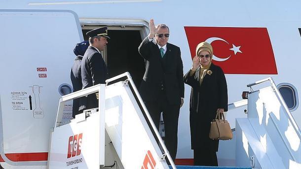 Presidenti Erdogan në Soçi të Rusisë për takimin tresh Turqi-Rusi-Iran   TRT  Shqip