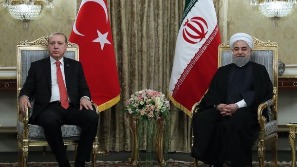 Presidenti Erdogan në Iran: Tregtia dypalëshe do të realizohet me monedha kombëtare | TRT  Shqip
