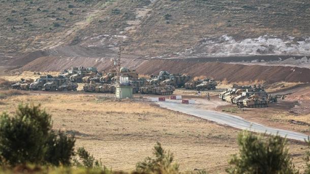 Российская Федерация рассчитывает на осуществление Турцией обязанностей подеэскалации вИдлибе— Лаврентьев