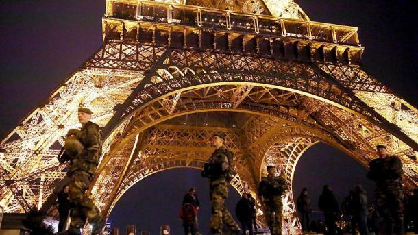 ВоФранции арестованы три человека, которых подозревают вподготовке теракта
