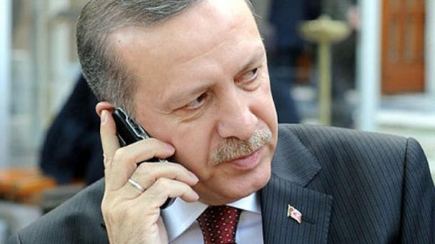 Порошенко побеседовал сЭрдоганом освободной торговле