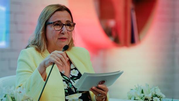 Ministrja turke e tregtisë për takime të rëndësishme në Angli dhe Argjentinë | TRT  Shqip