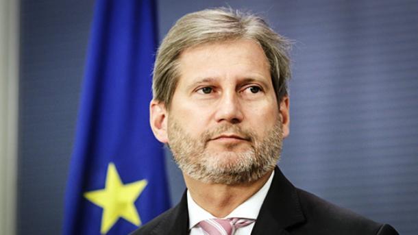 Johannes Hahn: BE-ja të kërkojë forma të reja partneriteti me Turqinë | TRT  Shqip