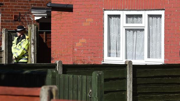 Revelan fotografías del terrorista de Manchester años antes del ataque