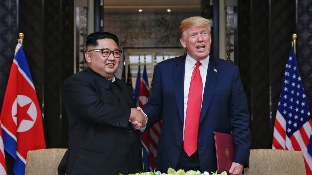 Shënim – Reagimet botërore për takimin historik Trump-Kim | TRT  Shqip