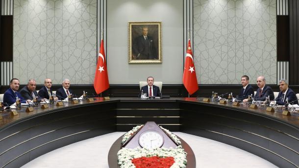 Erdogan predsjedavao prvom sjednicom nove Vlade Turske