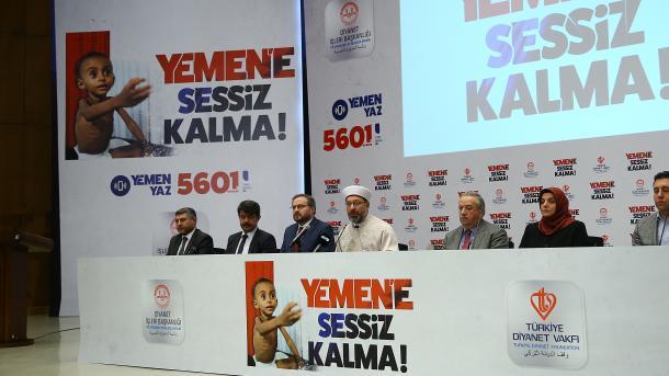 Turqia mobilizohet për të ndihmuar njerëzit në nevojë në Jemen   TRT  Shqip