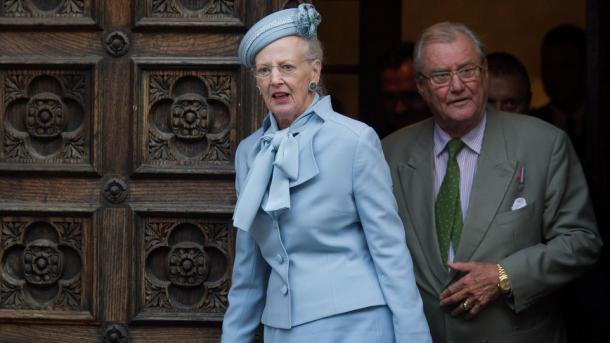 Dänischer Prinz Henrik an Demenz erkrankt