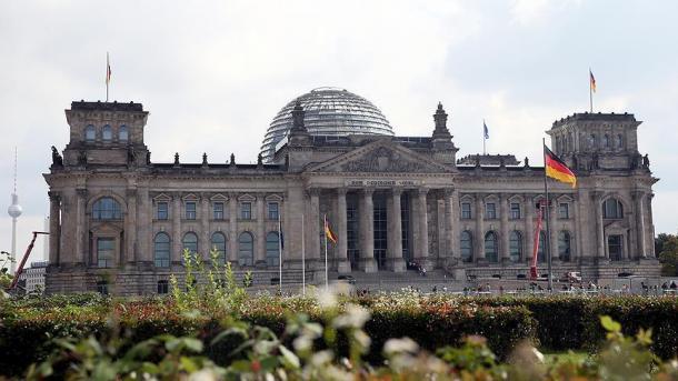 Блок Меркель получил большинство мест вБундестаге— Выборы вГермании