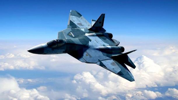 Русские Су-57 вСирии неугрожают военной операции США— Пентагон