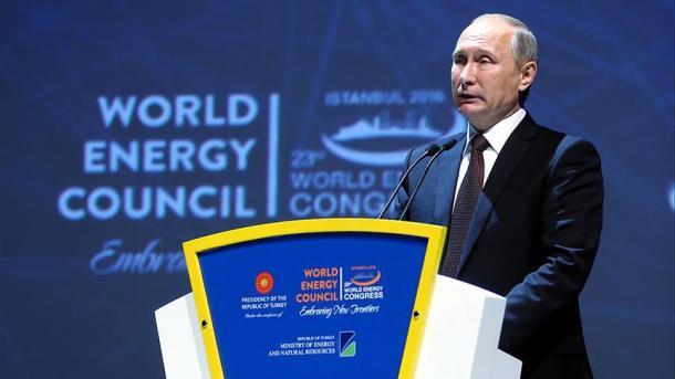 Putin izjavio da mu je želja da se ostvari gradnja projekta gasovoda