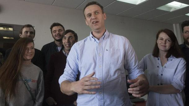 Russie : l'opposant Navalny est sorti de prison