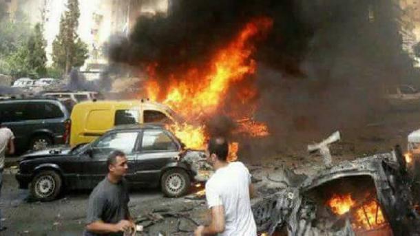 Al menos 16 muertos en dos explosiones bomba en Bagdad