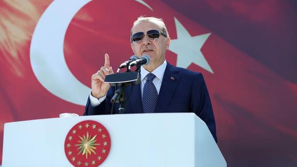 Erdogan: Sulmet ndaj Profetit Muhamed, vija e kuqe e myslimanëve | TRT  Shqip