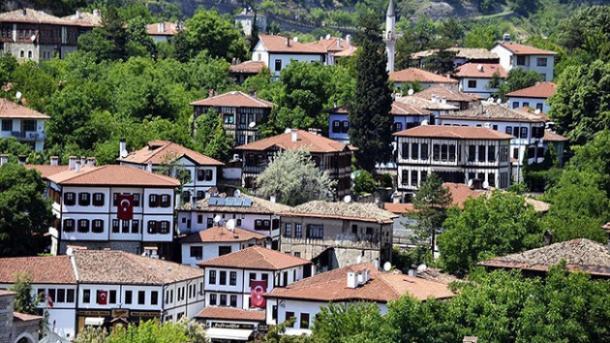 Le tourisme en Turquie: Safranbolu