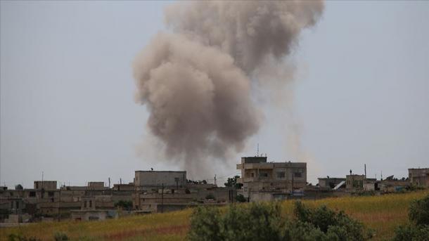 Forcat e regjimit sirian sulmojnë pikën e vëzhgimit të Forcave të Armatosura Turke | TRT  Shqip