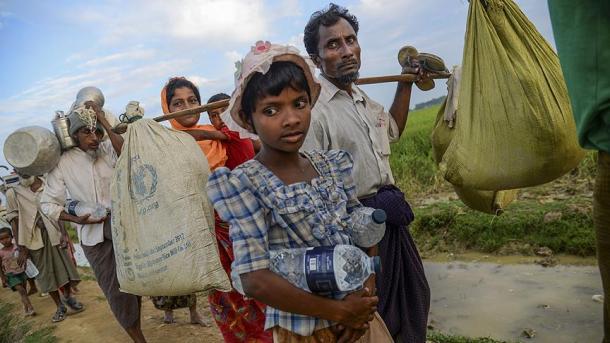 Bota islame indiferente ndaj vrasjeve të myslimanëve në Mianmar | TRT  Shqip