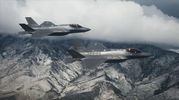 Amerikë - Shpenzimi kolosal i paregjistruar për avionët F-35 shkakton debat të madh | TRT  Shqip