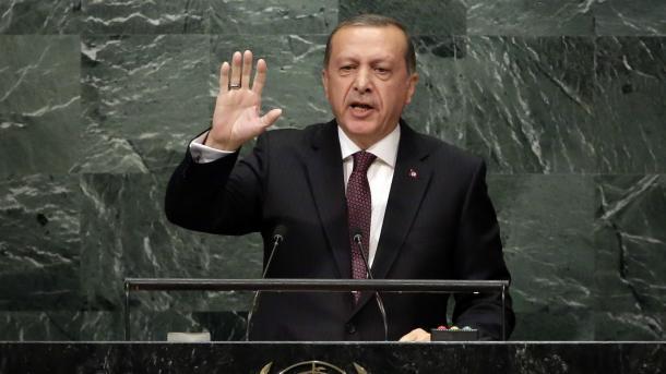 Erdogan: Bota është më e madhe se 5, shumë herë më e madhe se 1   TRT  Shqip