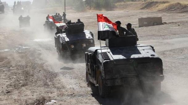 Vikosi vya polisi kukita kambi Sinjar Iraq