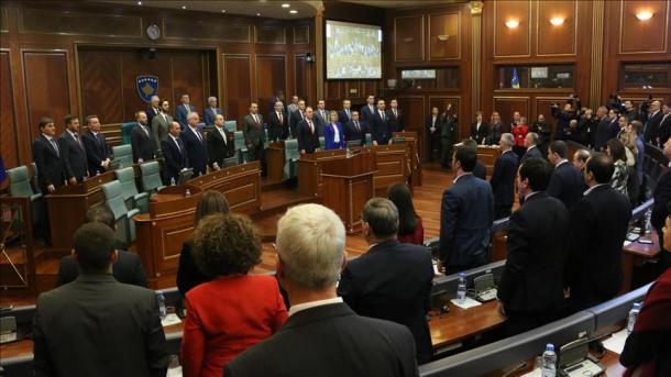 Kosovë – Kuvendi miraton 3 projektligjet për transformimin e FSK-së në ushtri të rregullt | TRT  Shqip