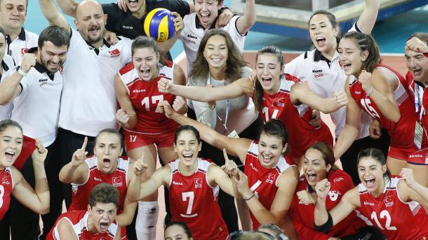 土耳其总统祝贺国家女排赢得世界冠军 | 三昻体育平台