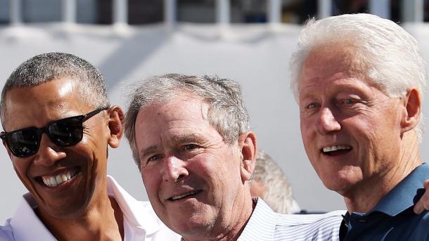 Ohne persönlich zu werden: George W. Bush übt scharfe Kritik an Trump
