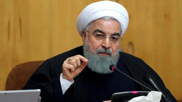 Iran – Presidenti Rouhani paralajmëron qytetarët kundër protestave   TRT  Shqip