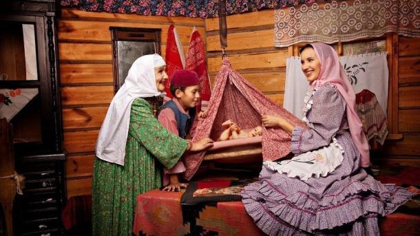 Törek häm tatar xalqında urtaq ğailä-könküreş yolaları (йолалары)   TRT  Tatarça