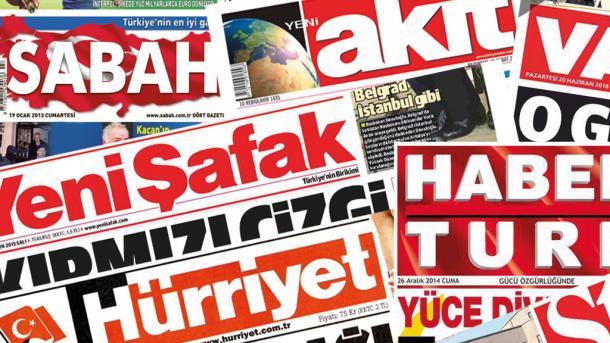 Türkische Presseschau 02.03.2018