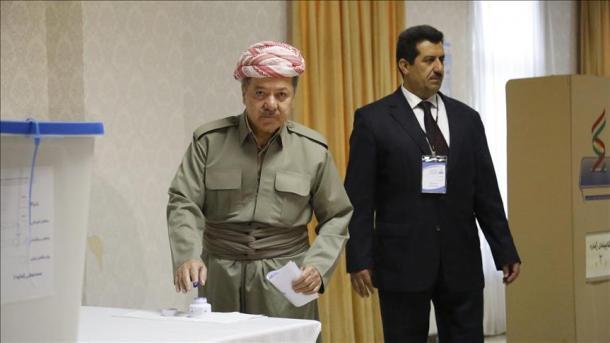 Irak – Barzani tërhiqet, propozon ngrirjen e rezultateve të referendumit ilegal në KRG   TRT  Shqip